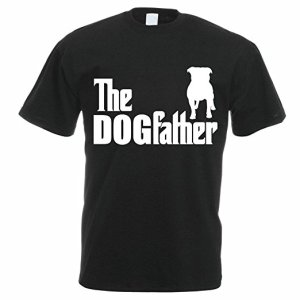 staffy T shirt