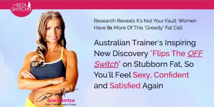 The Beta Switch: Stubborn Fat Loss For Women